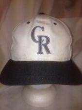 trucker hat baseball Cap Colorado Rockies MLB Retro Rare Rave Cool Vintage