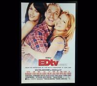 EDtv 1999 Matthew McConaughey Original Australian One-Sheet Cinema Poster 356