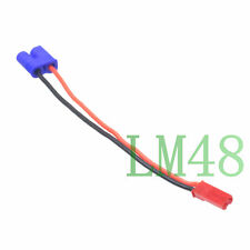 Adapter EC2 male To JST plug 10CM (4 inches) 20awg Wire cable
