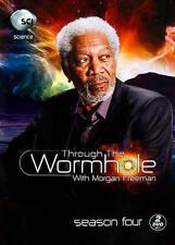 Through the Wormhole With Morgan Freeman: Season 4, New DVDs