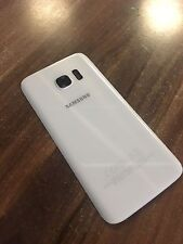 Original Samsung Galaxy S7 G930F Backcover Akkudeckel Deckel Cover Weiß White!