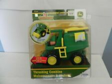 2009 John Deere big red barn farm play system thrashing combine