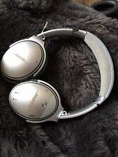 Bose QC35 II QuietComfort 2 Wireless Headphones - Silver - EX DISPLAY