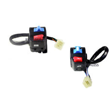 LEFT & RIGHT HANDLE BAR SWITCH CONTROL GY6 50CC 125CC 150CC MOPED SCOOTER BAJA