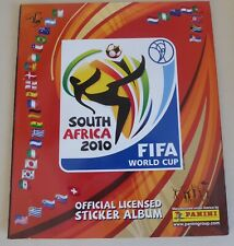 !!! NEUF - ALBUM collection PANINI - FIFA WORLD CUP SOUTH AFRICA 2010 - COMPLET