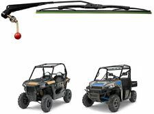 UTV Manual Operated Windshield Wiper for Polaris Ranger RZR Kawasaki MULE Teryx