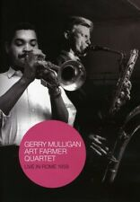 Gerry Mulligan - Live in Rome 1959 [New DVD] NTSC Format