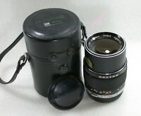 Olympus E.Zuiko Auto-T 135mm F3.5 Manual Focus Lens + Case Olympus 152823