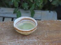 Small Polished Onyx Crystal Bowl - Omni New Age
