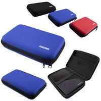 caseroxx GPS-Tasche für Garmin Drivesmart 61 LMT-D in blau aus Kunstfaser