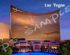 Las Vegas - WYNN - Travel Souvenir Flexible Fridge MAGNET