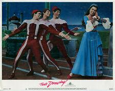 ANNE MILLER • THAT'S DANCING! Lobby Card #6 • 1984 • G • MGM/UA