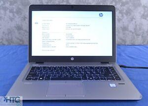 HP EliteBook 840 G3 Intel Core i5-6300U 2.4Ghz 8GB 128GB SSD Windows 10 A061405
