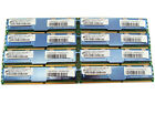 32GB 8x4GB PC2 5300F MEMORY RAM Dell PRECISION WORKSTATION T5400 R5400 490 690