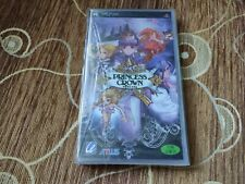Princess Crown Special Edition with Artbook PSP New Sealed