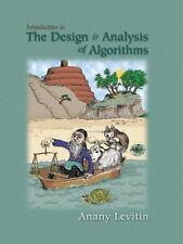 Introduction to the Design and Analysis of Algorithms by Anany V. Levitin (20...