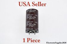 2 Panasonic ECO-S2DP821EA TS-UP 820Uf 200v 20/% Snap-In Electrolytic Capacitors