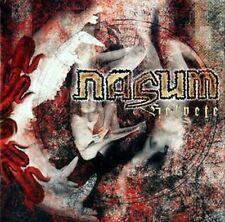 NASUM - Helvete LP Grindcore Death Metal - Black Vinyl - NEW COPY