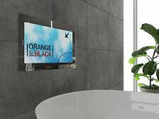 "19""SARASON 2017 Waterproof Bathroom Kitchen LED Mirror SMART TV OPTION Pre Order"