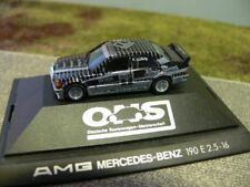 1/87 Herpa MB 190 e 2.5-16 AMG DTM Ludwig #7 3520 sin embalaje