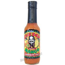 CHEECH MOJO MANGO HOT SAUCE - 5oz