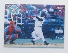 1994 Futera ABL Australian Baseball All Stars Insert Card #127 Duane Singleton