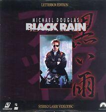 Black Rain Laserdisc Region 1.