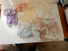 Adorable Vintage Doll / Baby Clothes Lot