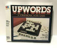 VTG 1983 UpWords Board Game 3-Dimensional Words Milton Bradley Brand New Sealed