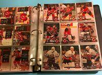 Set 1993-94 Donruss Hockey (1-510) Chris Osgood RC