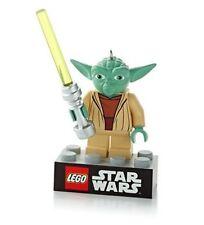 2013 Hallmark LEGO STAR WARS Ornament YODA