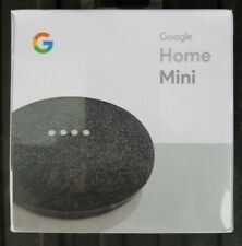 Google Mini Google Personal Assistant - CHARCOAL - Brand New Sealed