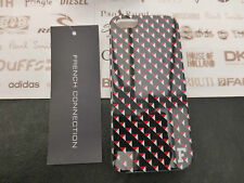 FRENCH CONNECTIONApple iPhone 5 5s Hard Case GEO PRINT i5 Clip on Back Cover NEW