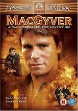 MacGyver Series 1 Original 1985 Comp 1st Season Richard Dean Anderson 6 DVD Set