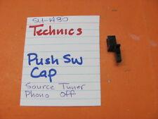 TECHNICS PUSH SWITCH CAP KNOB SOURCE TUNER PHONO TAPE SU-A80 PREAMPLIFIER