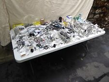 Huge Lot of Stainless Steel Sanitary Fittings Valves Clamps + + ! Swagelok Ideal