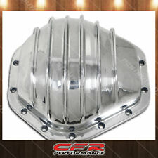"73-00 Chevy GMC Truck Polished Aluminum Rear Differential Cover &10.5"" Ring Gear"