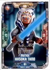 39 - Mutige Ashoka Tano - LEGO Star Wars Sammelkarten Serie 1
