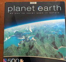 Sure-Lox BBC Planet Earth Ha Long Bay, Vietnam 500 Piece Jigsaw Puzzle NIB