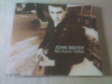 JOHN MAYER - NO SUCH THING - 2002 UK CD SINGLE