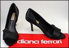 Diana Ferrari Satin Medium (B, M) Heels for Women
