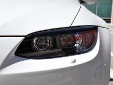 AUTOTECKNIC CARBON FIBER EYELIDS HEADLIGHT COVERS - BMW E92 E93 328I 335I M3