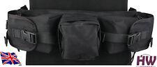 Airsoft Emerson POCHETTE TACTIQUE SNIPER Stealth Taille Pack Ceinture Noir SWAT