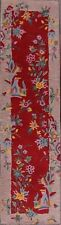 Hand-Tufted Transitional Floral Chinese Pattern Oriental Runner Rug 9' 11 x 2' 8