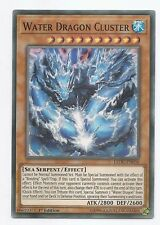 Water Dragon Cluster LEDU-EN036 Super Rare Yu-Gi-Oh Card 1st Edition New