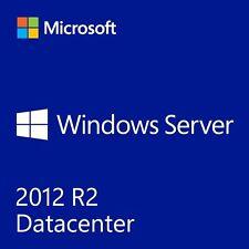 Microsoft Windows Server 2012 R2 Datacenter 64Bit OEM (2CPU) P73-06959