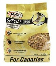 Quiko Special Egg Food Supplement For Canaries, 1.1 Lb.