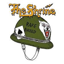 THE SHRINE - RARE BREED  VINYL LP + CD NEU