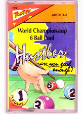 Hustler (Top Ten Hits) Amstrad CPC - VGC & Complete