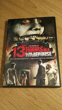 13 Hours in a Warehouse (DVD, 2008) ~ HORROR